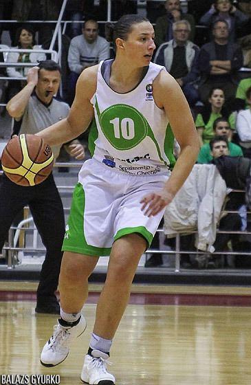 Zorica Mitov Zorica Mitov EuroCup Women 2014 FIBA Europe