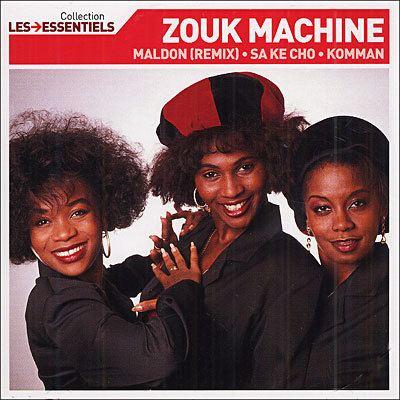 Zouk Machine Album Zouk Machine Full Discography and last album of Zouk Machine