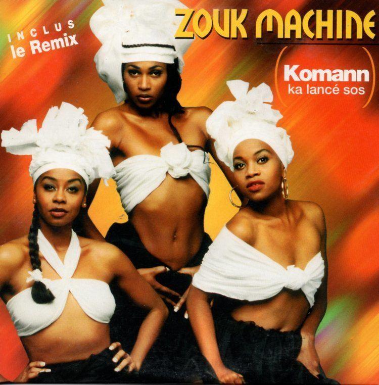 Zouk Machine Zouk Machine Records LPs Vinyl and CDs MusicStack