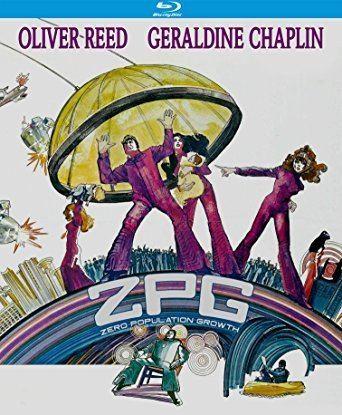 Z.P.G. Amazoncom ZPG Zero Population Growth 1972 Bluray Oliver