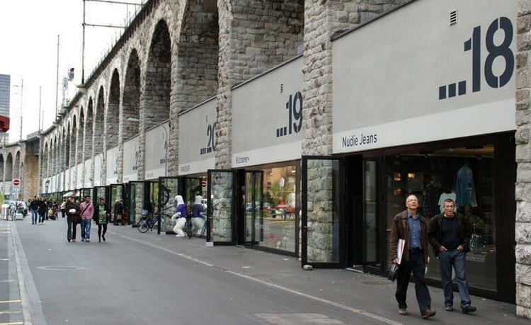 Zürich West Discovering Zrich West One Designer Shop at a Time