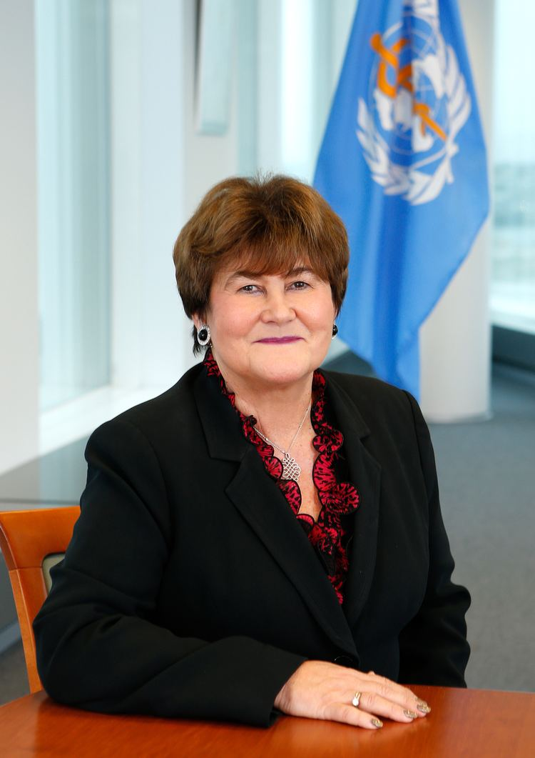 Zsuzsanna Jakab WHOEurope Regional Director