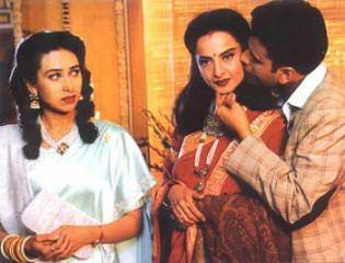 Zubeidaa I am just a visual person Zubeidaa Of Rajput and Vintage Glamor