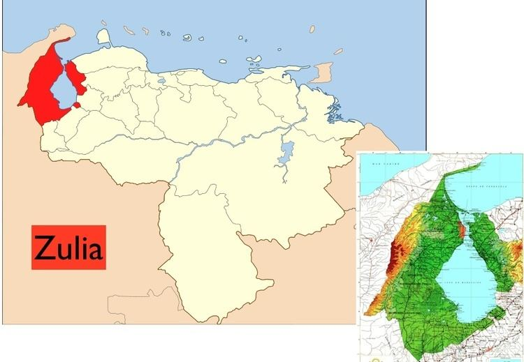 Zulia in the past, History of Zulia