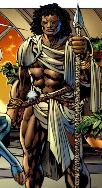 Zuri (comics) Black Panther39 Recruits Forest Whitaker The Asylum The Outhouse