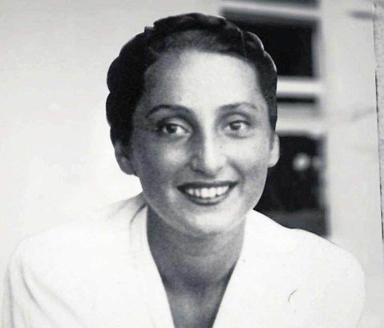 Sara Ginsburg (ps. Zuzanna Ginczanka)