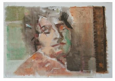 Zvi Lachman Poets Portraits Lines For My Image Drawings and Sculpture by Zvi