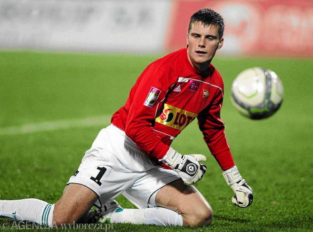 Michał Buchalik Classify Polish goalkeeper Michal Buchalik