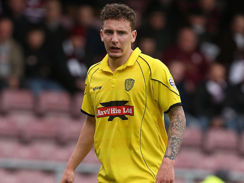 Callum McFadzean Callum McFadzean Sheffield United Player Profile Sky