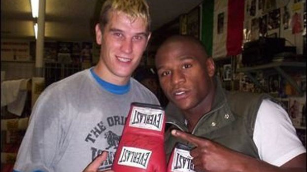 Craig McEwan (boxer) Boxers are different just look at Mayweather and my dad