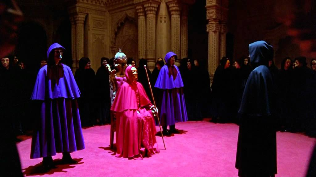 Eyes Wide Shut movie scenes Remove Your Clothes scene from Stanley Kubrick s Eyes Wide Shut