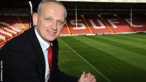Julian Winter Julian Winter Former Sheffield United CEO joins Magpies BBC Sport