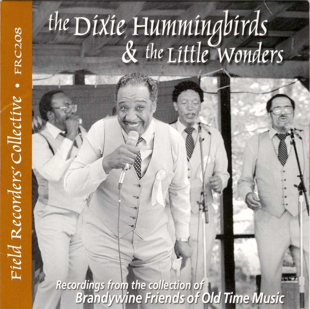 The Dixie Hummingbirds TBGB ReviewsThe Little Wonders amp The Dixie Hummingbirds Live