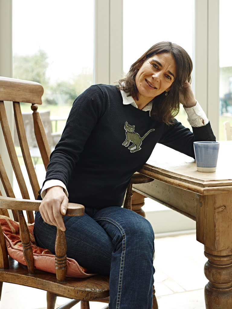 Esther Freud Esther Freud on 39Mr Mac and Me39 and the Cottage That