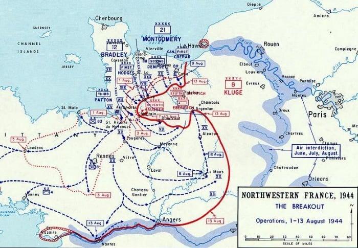 Falaise Pocket The Falaise Pocket Battle of Normandy Tours