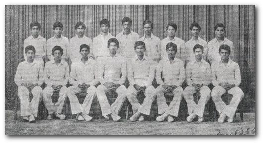 Sanath Kaluperuma (Cricketer)