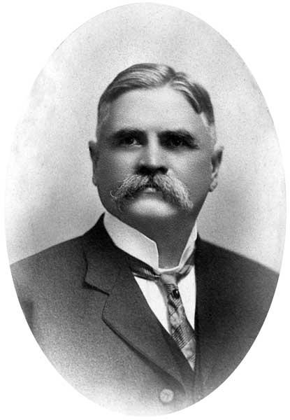 John Moore Robinson Memorable Manitobans John Moore Robinson 18551934