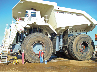 Biggest Truck In The World >> Which Is The Biggest Truck In The World By Siddhesh